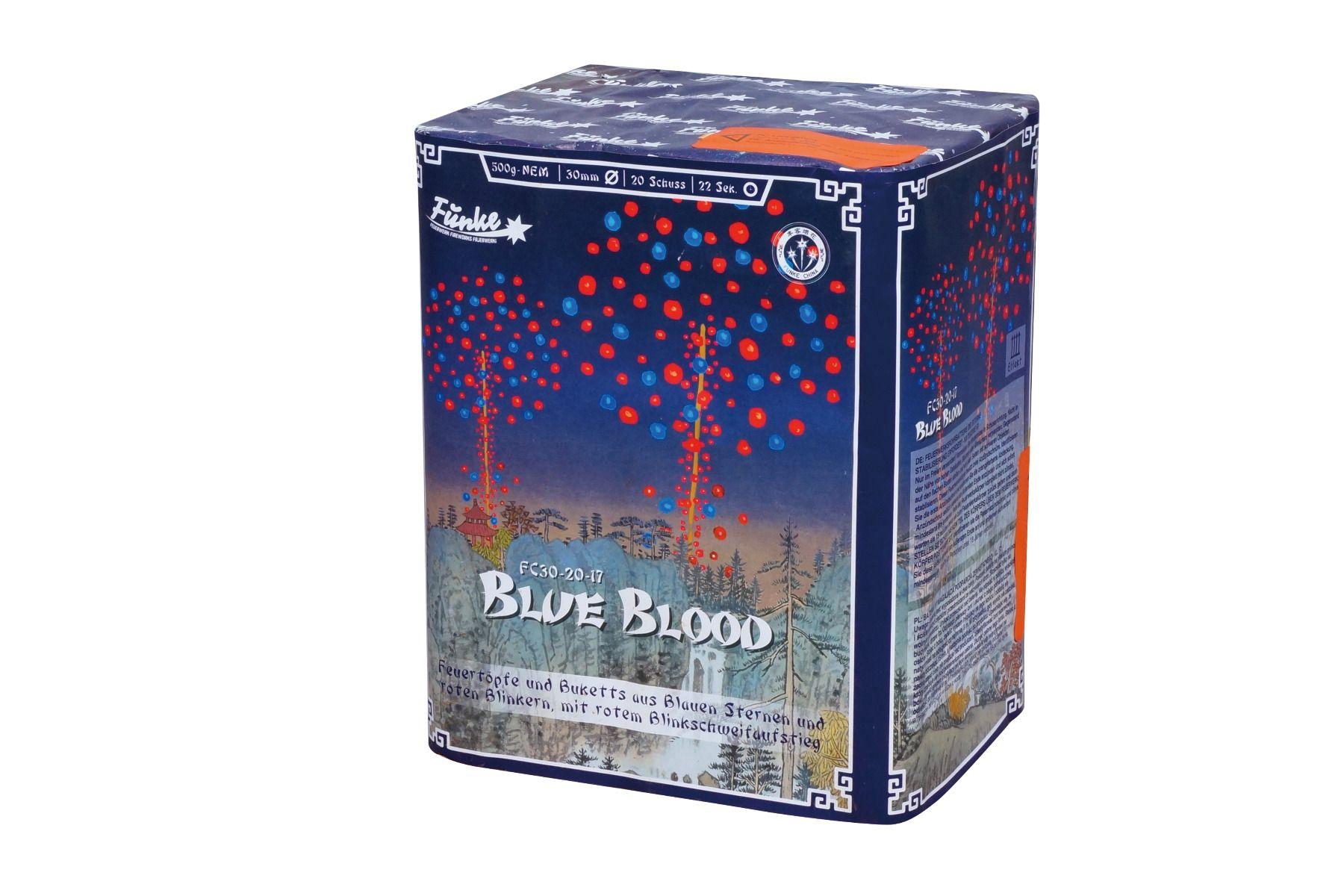 Funke Blue Blood 20 Schots