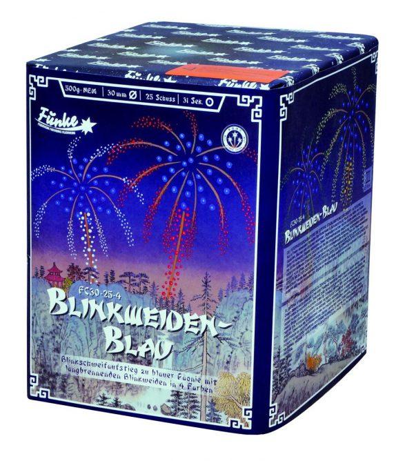 Funke Blinkweiden Blau 25 Schots