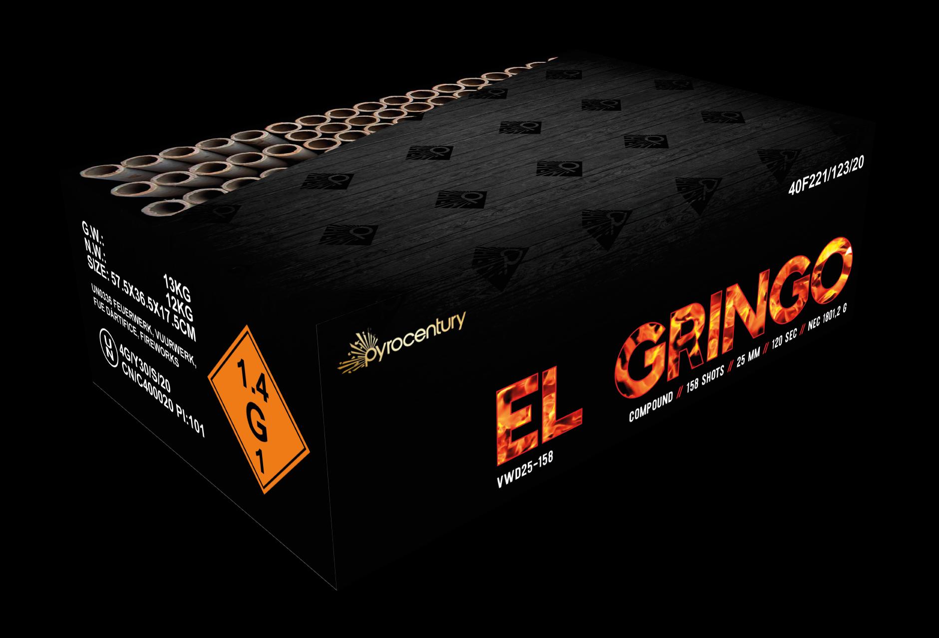 VWD El Gringo 158 Schots Compound