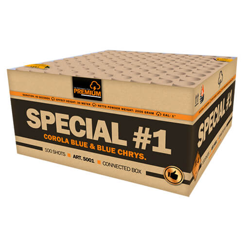 Katan Special #1 – 100 Schots Compound