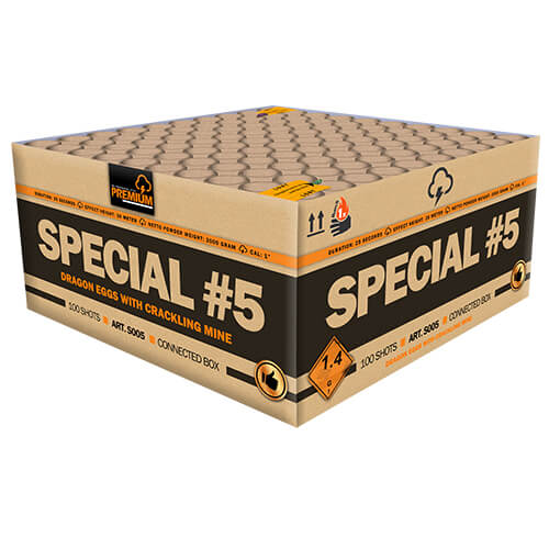 Katan Special #5 – 100 Schots Compound