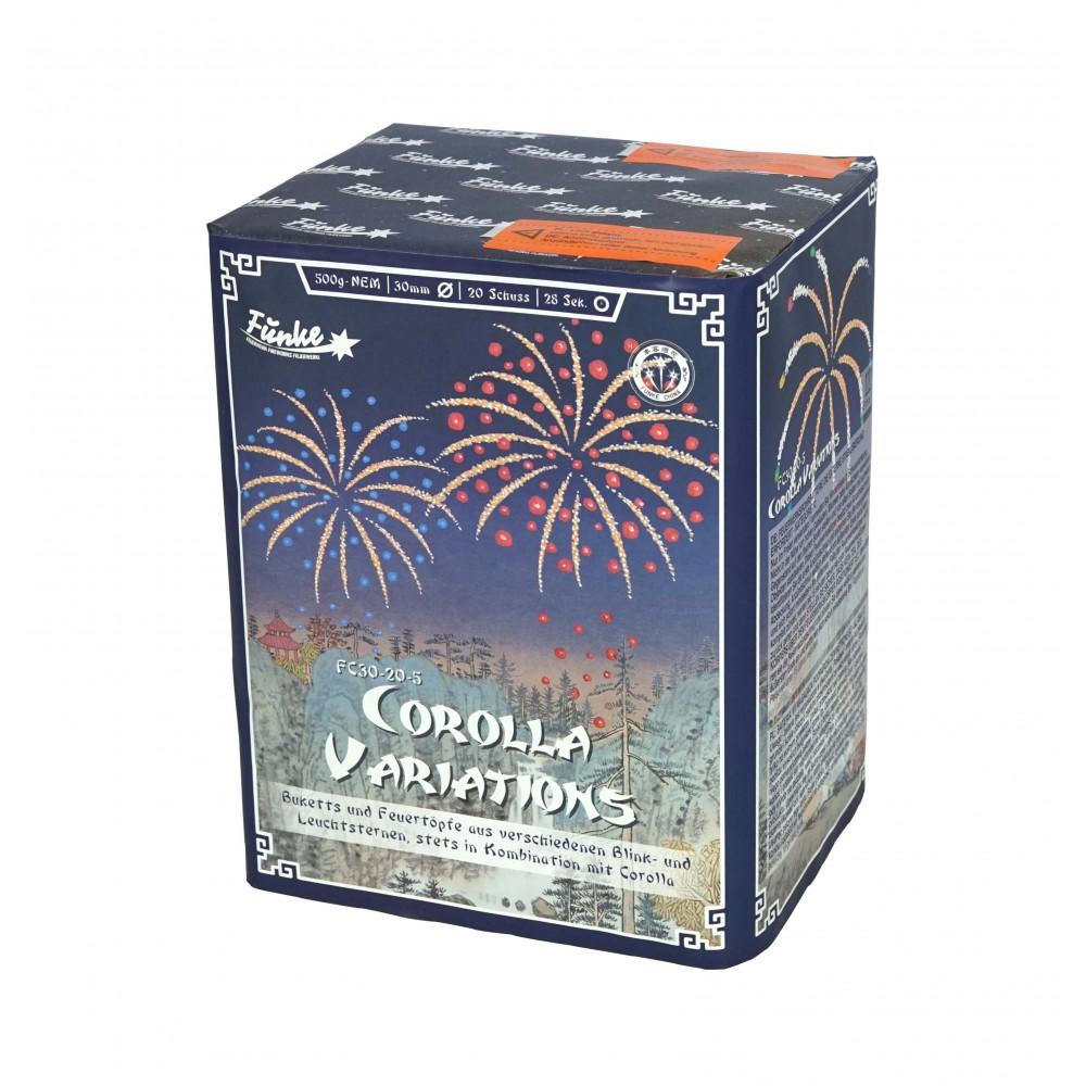 Funke Corolla Variations 20 Schots Batterij
