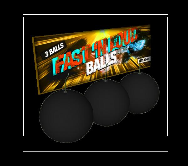 Katan Fast 'N Loud Giga Balls