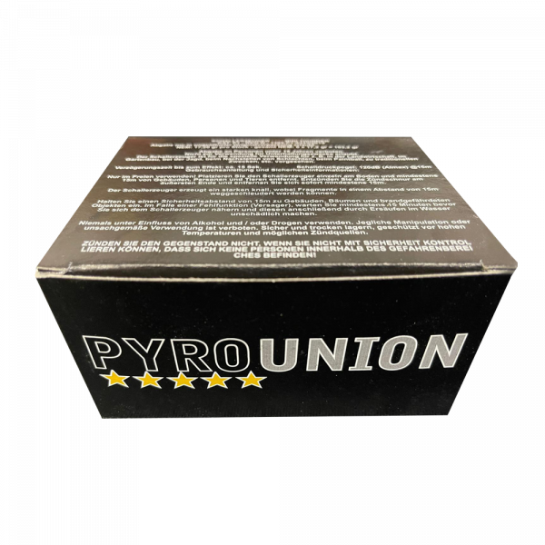 Pyrounion P1 Geluidsgenerator uit Italie (6 stuks)