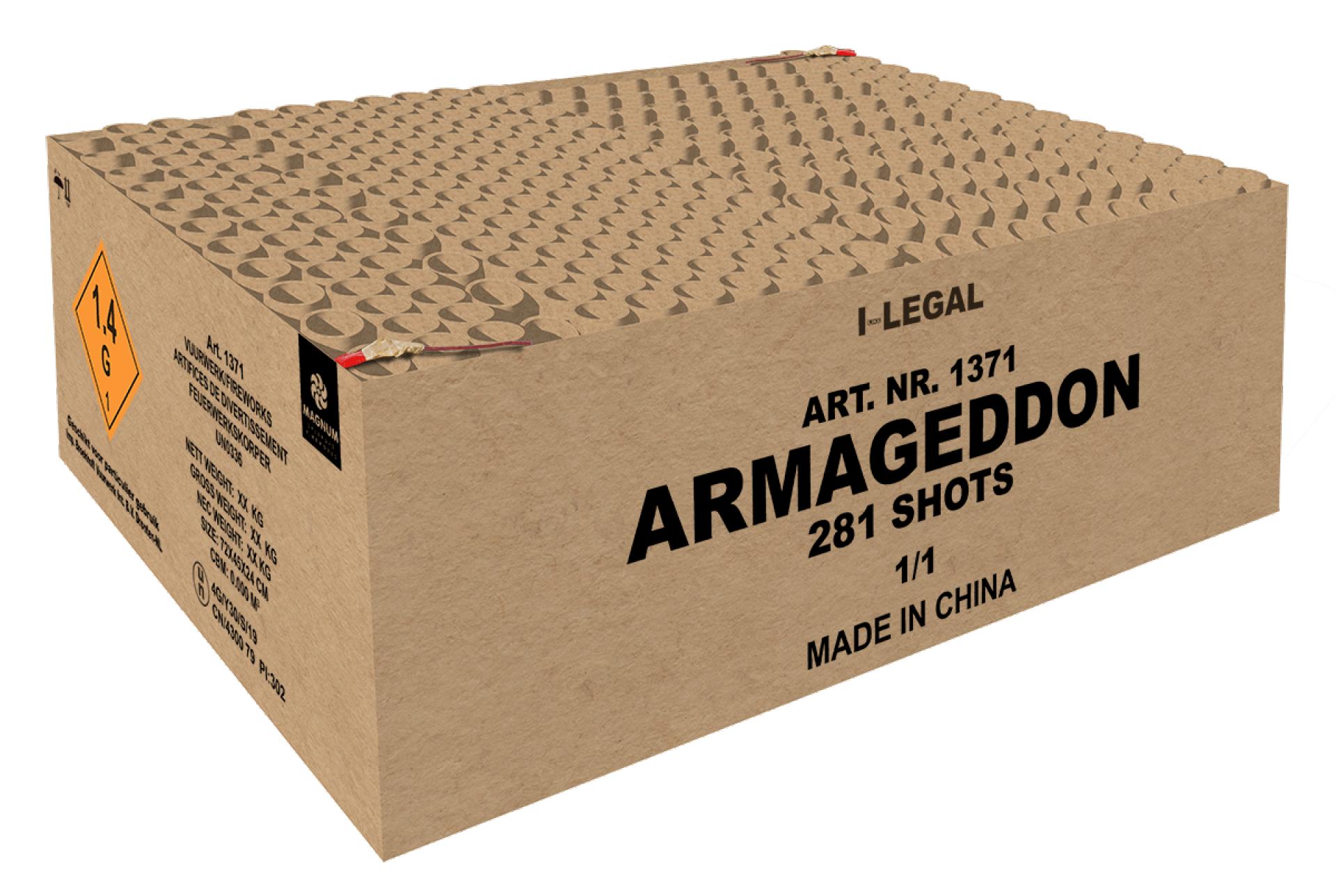 Magnum Armageddon 281 Schots Dubbele Compound