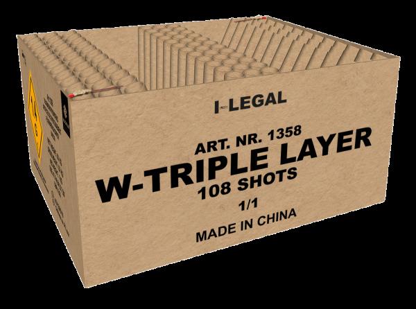 Magnum  W-Triple Layer 108 Schots Compound