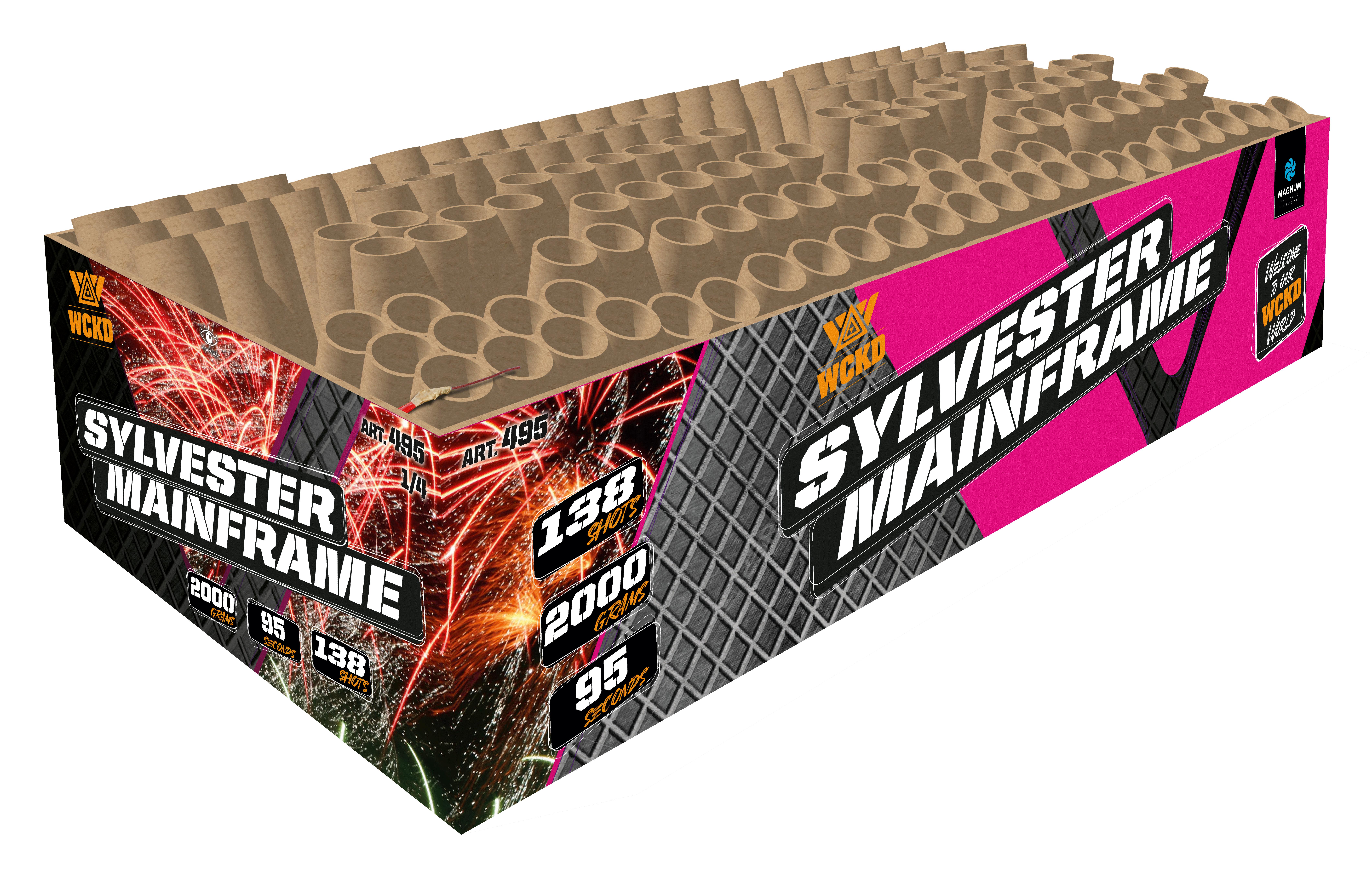 Magnum Sylvester Mainframe 138 Schots Compound