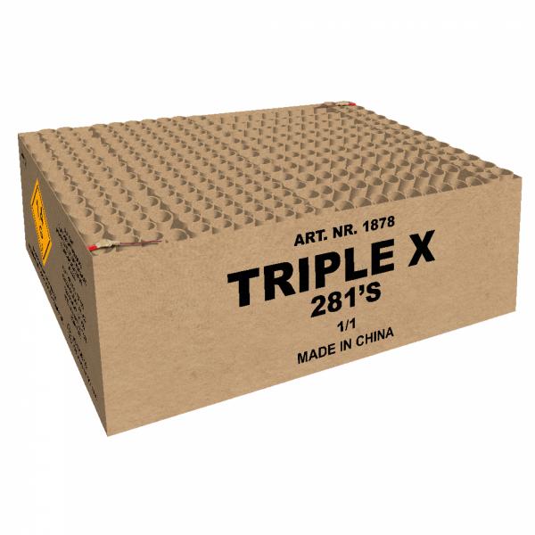 Magnum Triple X 281 Schots Dubbele Compound