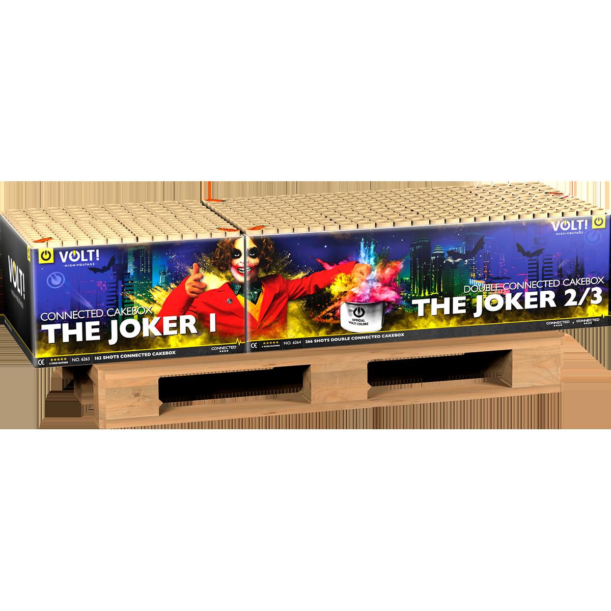 VOLT! The Joker 428 Schots Triple Compound